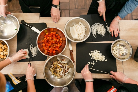 Healthy Cooking & Cooking Workshops