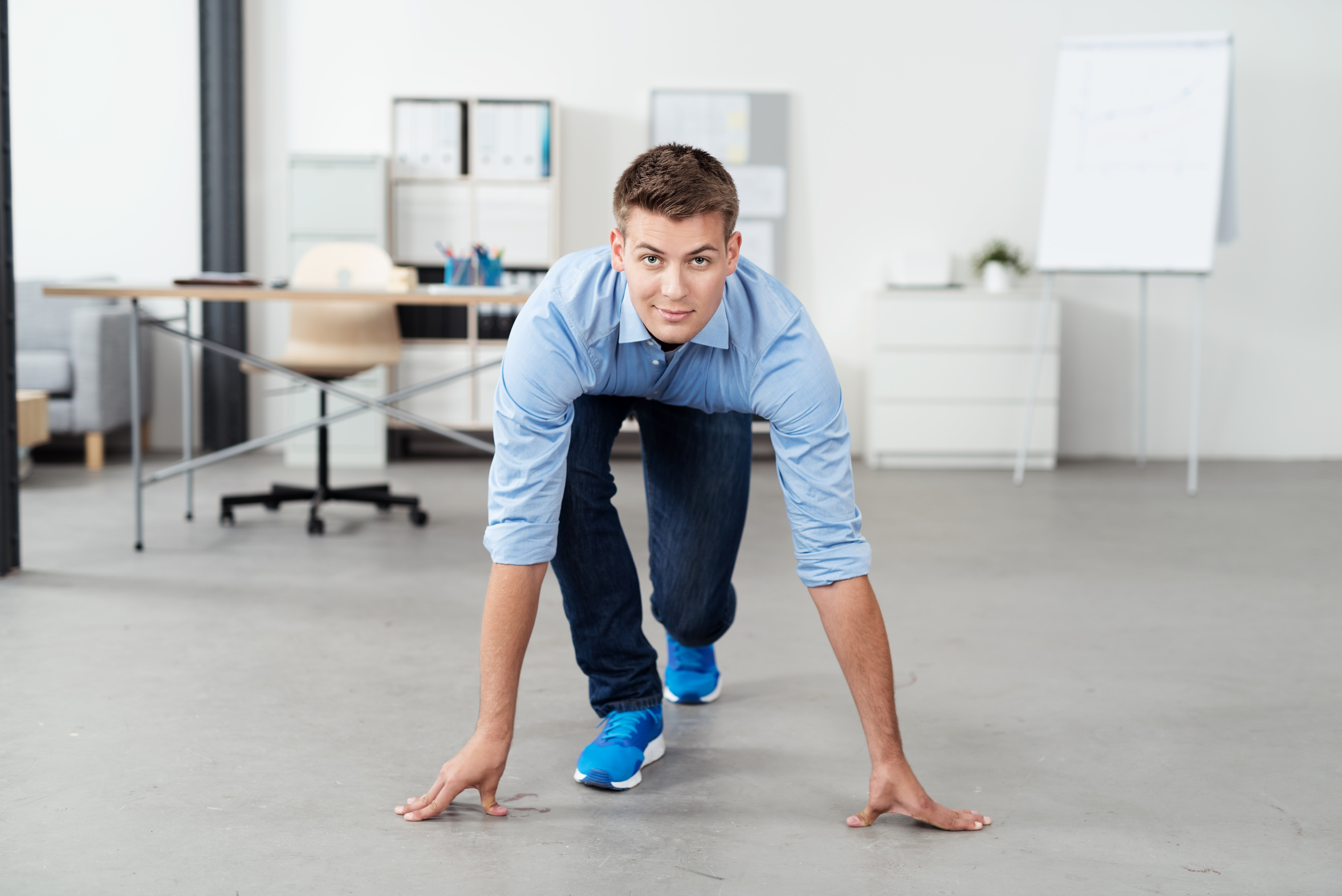 Health promotion in the workplace - physical wellbeing