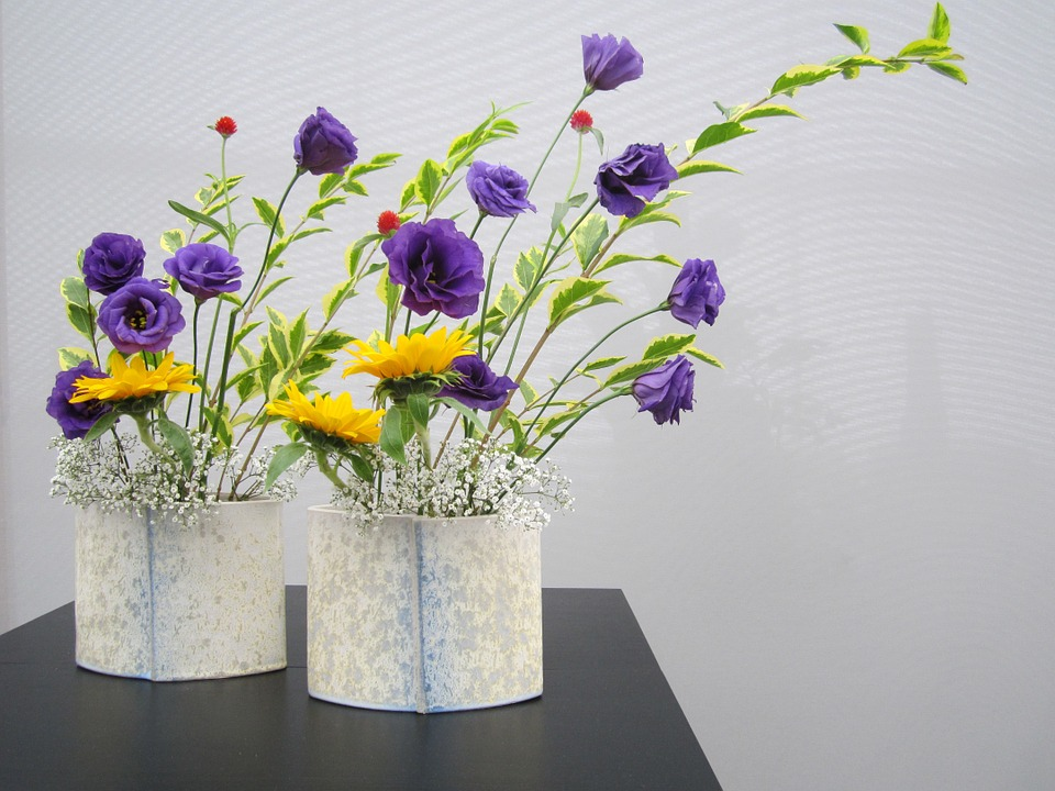 BGM SCHWEIZ/  Ikebana Kurs/ CORPORATE HEALTH/ WORKSHOPS AM ARBEITSPLATZ